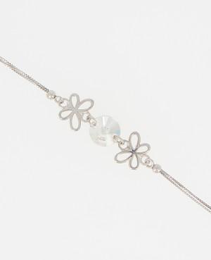 Bracelet argent crystal...